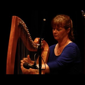 Midland Harpist | Sharon Knowles