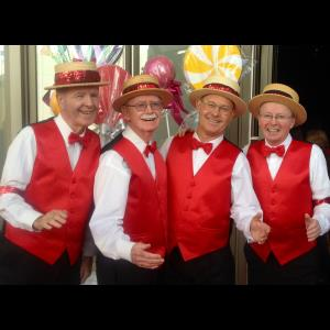 Bonsall Barbershop Quartet | Harmony Partners