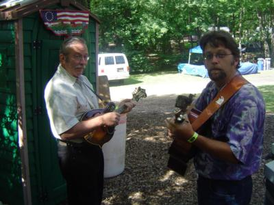 Heavy Traffic Bluegrass | Princeton, NJ | Bluegrass Band | Photo #8