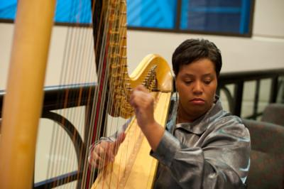 Shelley Greene, Harpist | Richmond, VA | Classical Harp | Photo #6