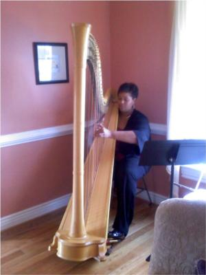 Shelley Greene, Harpist | Richmond, VA | Classical Harp | Photo #11
