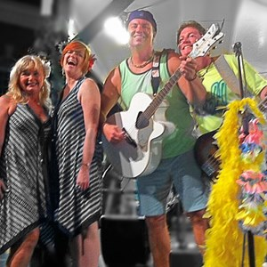 Oolitic Salsa Band | CONCH REPUBLIC