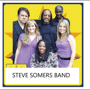 Lansing Motown Band | Steve Somers Band