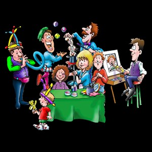 Madison Caricaturist | Jason Levinson & Co