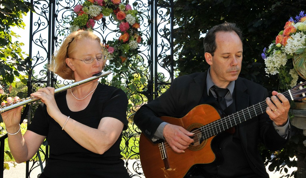 Alla Breve Guitar & Flute Duo - Classical Duo - Boston, MA