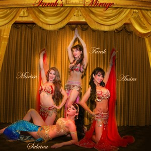 Mecca Belly Dancer | Farah's Mirage Belly Dancing