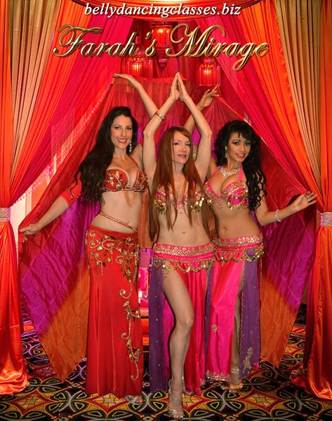 Farah's Mirage Belly Dancing - Belly Dancer - Irvine, CA