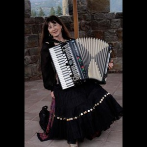 Fremont Wedding Singer |  Accordionist Nada Lewis