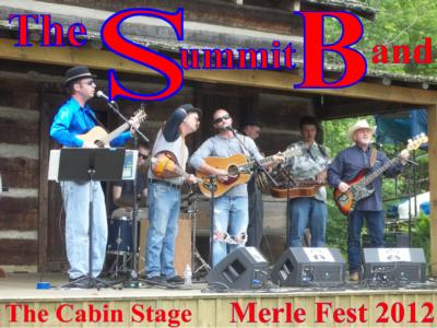 The SUMMIT Band | Wilkesboro, NC | Bluegrass Band | Photo #1