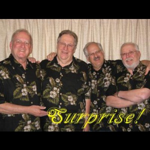 District of Columbia Barbershop Quartet | Surprise!