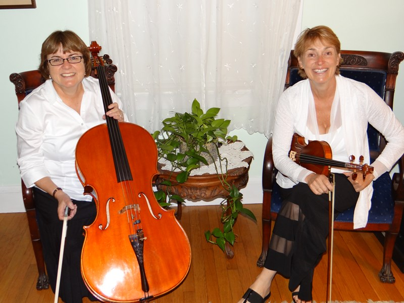 Westminster Strings - Classical Trio - Westerly, RI