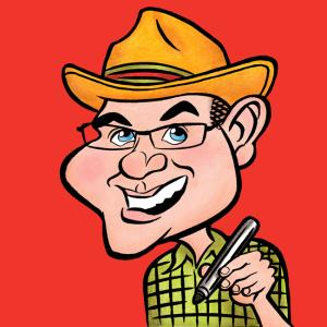 Lookout Caricaturist | Brian Vasilik -  Caricaturist And Illustrator