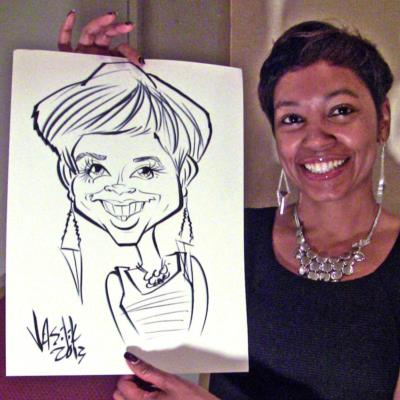 Brian Vasilik -  Caricaturist And Illustrator | Asheville, NC | Caricaturist | Photo #1