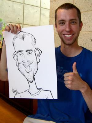 Brian Vasilik -  Caricaturist And Illustrator | Asheville, NC | Caricaturist | Photo #24