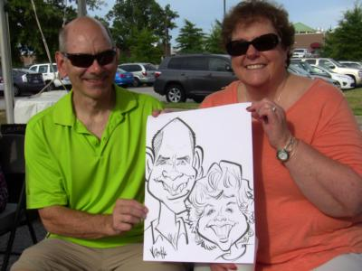 Brian Vasilik -  Caricaturist And Illustrator | Asheville, NC | Caricaturist | Photo #14