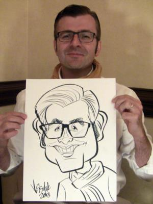 Brian Vasilik -  Caricaturist And Illustrator | Asheville, NC | Caricaturist | Photo #25
