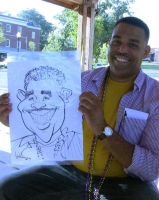 Brian Vasilik -  Caricaturist And Illustrator | Asheville, NC | Caricaturist | Photo #23