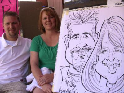 Brian Vasilik -  Caricaturist And Illustrator | Asheville, NC | Caricaturist | Photo #6