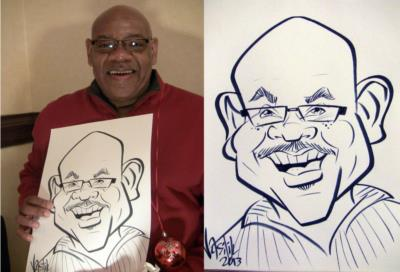 Brian Vasilik -  Caricaturist And Illustrator | Asheville, NC | Caricaturist | Photo #3