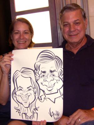 Brian Vasilik -  Caricaturist And Illustrator | Asheville, NC | Caricaturist | Photo #13