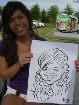 Brian Vasilik -  Caricaturist And Illustrator | Asheville, NC | Caricaturist | Photo #12