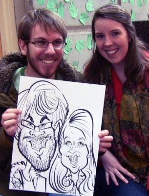 Brian Vasilik -  Caricaturist And Illustrator | Asheville, NC | Caricaturist | Photo #18