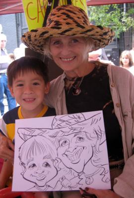 Brian Vasilik -  Caricaturist And Illustrator | Asheville, NC | Caricaturist | Photo #15