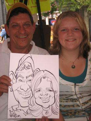 Brian Vasilik -  Caricaturist And Illustrator | Asheville, NC | Caricaturist | Photo #17