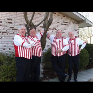 New Point Barbershop Quartet | The Four Leads  (Barbershop Quartet)