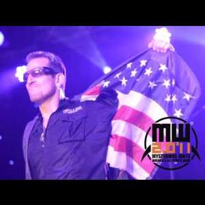 Mysterious Ways - America's U2 Tribute Band - U2 Tribute Band - Austin, TX