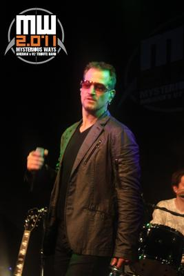 Mysterious Ways - America's U2 Tribute Band | Austin, TX | U2 Tribute Band | Photo #2