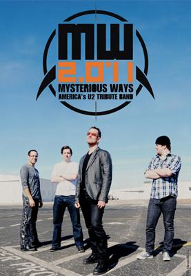 Mysterious Ways - America's U2 Tribute Band | Austin, TX | U2 Tribute Band | Photo #6