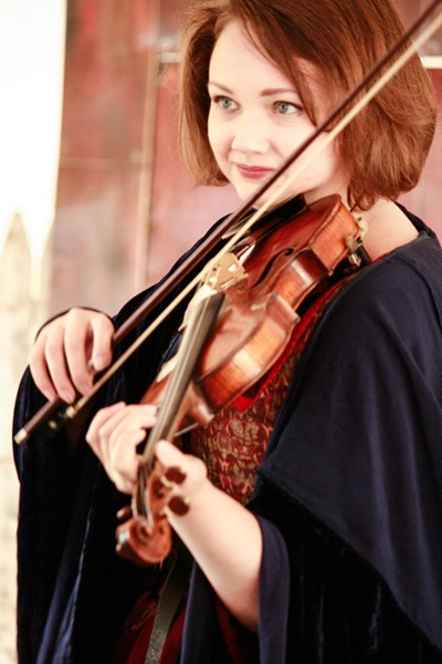 Samantha Gillogly: Solo & Ensemble Event Music - Violinist - New York City, NY