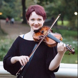 New York City, NY Violinist | Samantha Gillogly: Solo & Ensemble Event Music