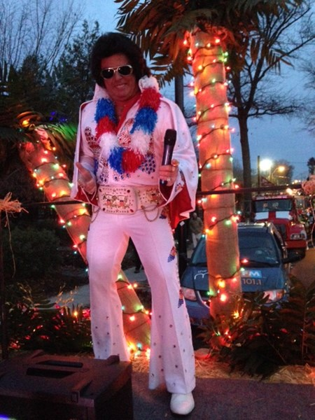 "Keith ""King"" Gipson  - Elvis Impersonator - Williamstown, NJ"