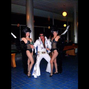 "Burgess Elvis Impersonator | Keith ""King"" Gipson"