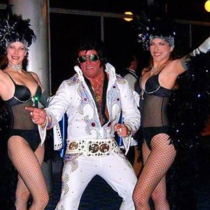 "Clayton, NJ Elvis Impersonator | Keith ""King"" Gipson"