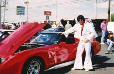 Keith  | Sicklerville, NJ | Elvis Impersonator | Photo #2