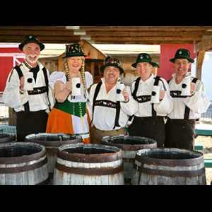 Grosvenor Dale Polka Band | Schwarze Schafe German Band