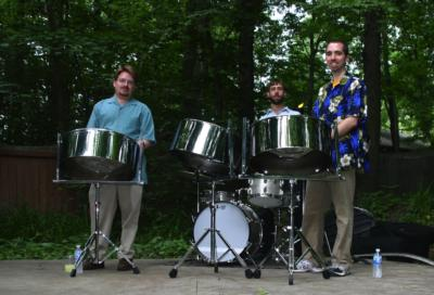 Steel Away | Cincinnati, OH | Steel Drum Band | Photo #4