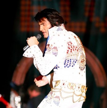 James Kruk Number One in Southern California - Elvis Impersonator - Redondo Beach, CA