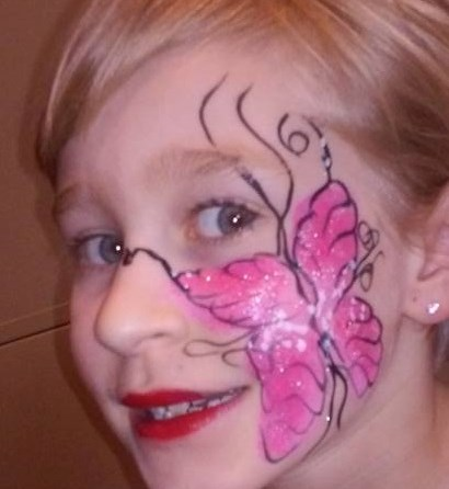 Faces By Paris - Face Painter - Middletown, NY