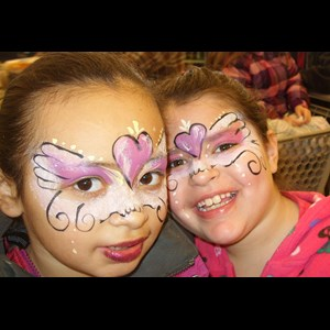 Barryville Face Painter | Faces By Paris