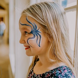 Middletown, NY Face Painter | Faces By Paris