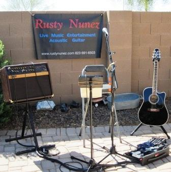 Rusty Nunez | Buckeye, AZ | Acoustic Guitar | Photo #9