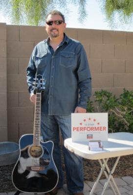 Rusty Nunez | Buckeye, AZ | Acoustic Guitar | Photo #11