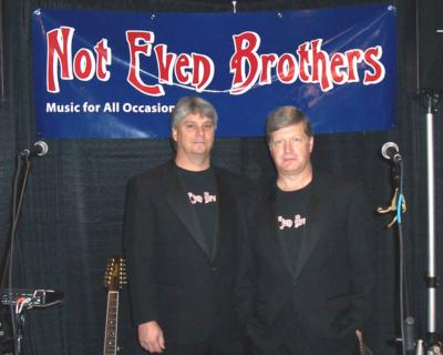 Not Even Brothers | Spartanburg, SC | Rock Duo | Photo #1