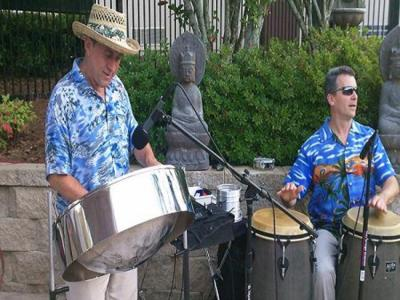 Latitude Adjustment Steel Band | Atlanta, GA | Steel Drum Band | Photo #1