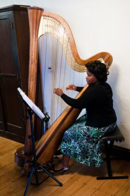 Candace Lark | East Norriton, PA | Harp | Photo #11