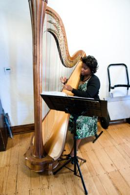 Candace Lark | East Norriton, PA | Harp | Photo #10